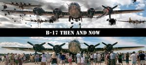 B-17 Then and Now - What and How